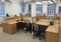 Oak workstations