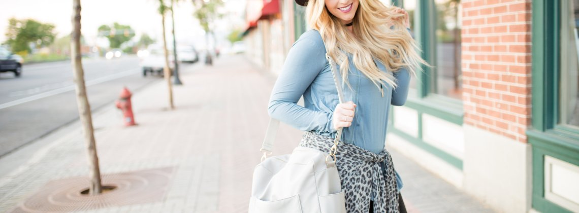 Which Diaper Bag Is Right For You?
