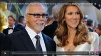 Celine Dion husband died