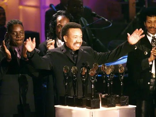 Maurice White, the founder of Earth, Wind & Fire, died