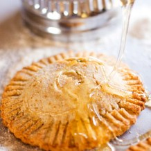 Avocado Lime Hand Pies