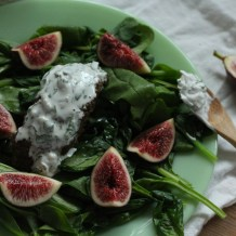 Beef Kidney Kofa with Figs