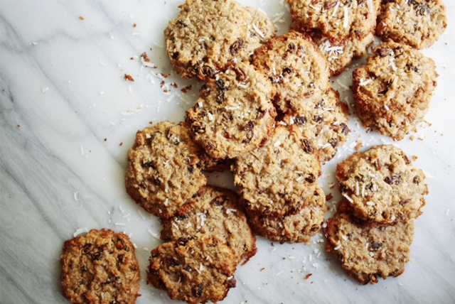 N'oatmeal Raisin Cookies
