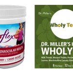 Free Sample of CardioFlex Q10 or Wholy Tea