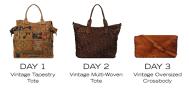 Vintage Bag-a-Day Giveaway
