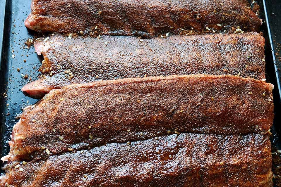how to prepare spare ribs before grilling