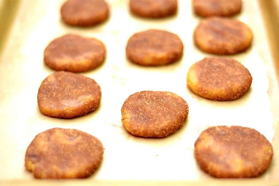 Grain-Free Pumpkin Snickerdoodles 3