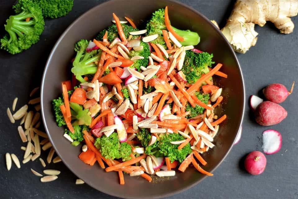 Asian Broccoli Salad