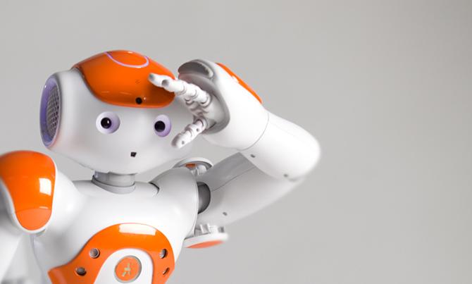 Nao robot umanoide per la cura dell'autismo
