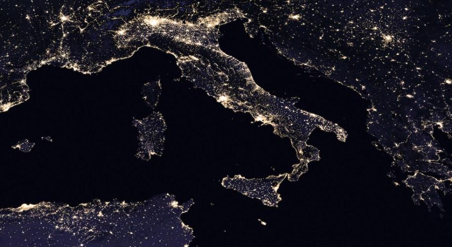 Italia  (NASA)