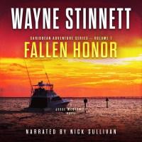 Fallen Honor audiocover