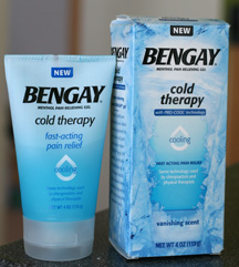 BENGAY Cold Therapy