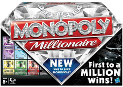 A Million Bucks of Fun with Monopoly Millionaire – Review & Giveaway