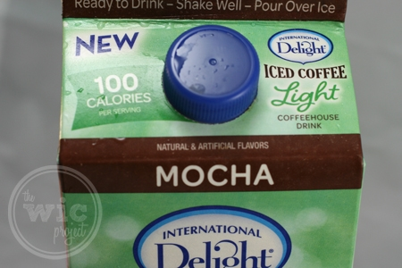International Delight Light Iced Coffee