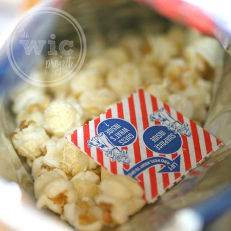 Cracker Jack Snack Prize