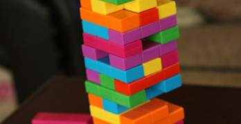 Puzzling Fun with Jenga Tetris