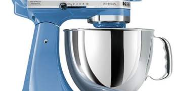 Win a KitchenAid Artisan 5-Quart Stand Mixer