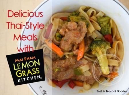 Delicious Thai-Style Meals with Lemon Grass Kitchen