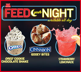 Feed Your Night