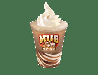 Tastee Freez Mug Root Beer Float