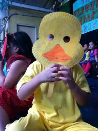 I Am A Yellow Duck