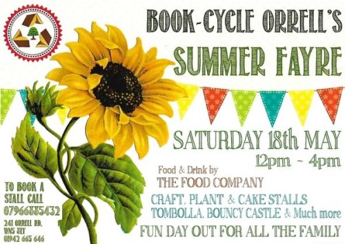 book cycle summer fayre