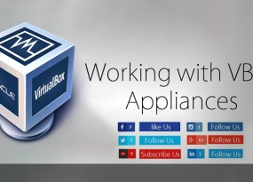 Working with Appliances