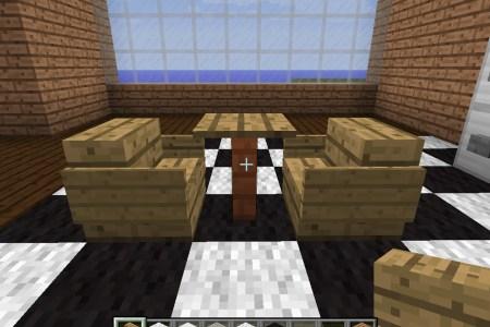 make a kitchen in minecraft step 12 version 2