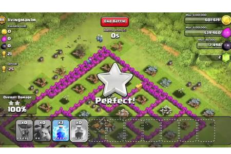 play clash of clans step 8