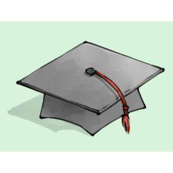 Small Crop Of Graduation Tassel Side