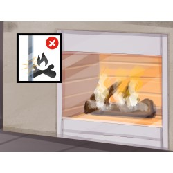 Small Crop Of How To Clean Fireplace Glass