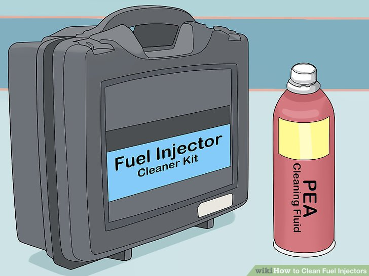 How to Clean Fuel Injectors  12 Steps  with Pictures    wikiHow Image titled Clean Fuel Injectors Step 1