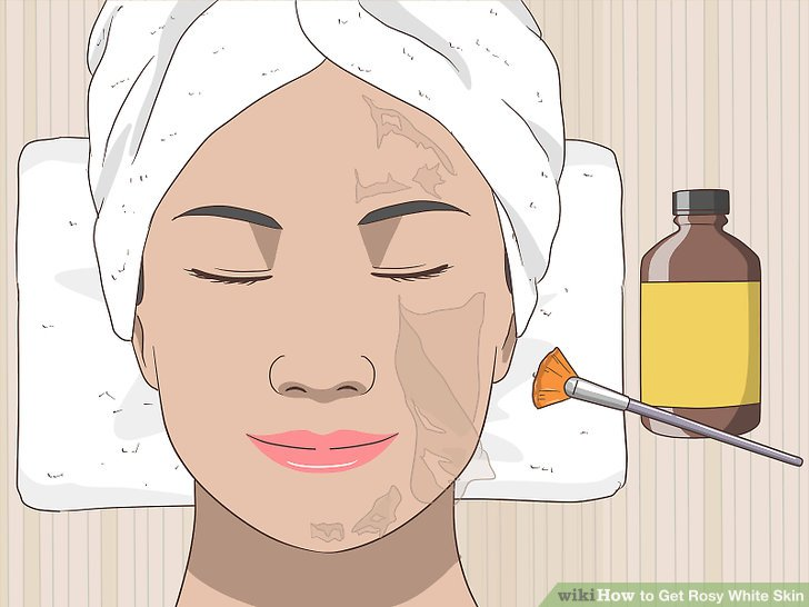 Steps to make your skin white permanently