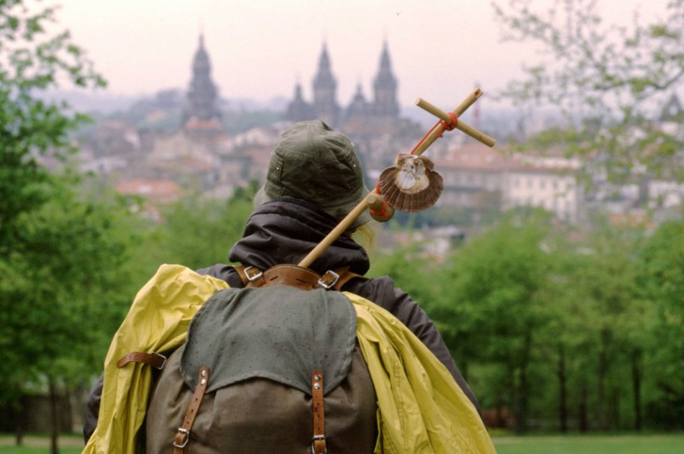 El Camino De Santiago: De Pelgrimsroute Naar Santiago De Compostela