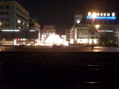 Essen 2008 Deko