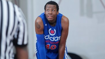 Cliff Alexander - photo from Adidas