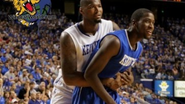 DeMarcus Cousins and Michael Kidd-Gilchrist