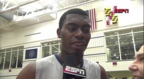 "Future Cat Dakari Johnson: ""I'm going to win a national championship at Kentucky"""