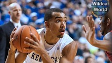 Trey Lyles - photo by Walter Cornett