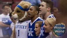 Kentucky Basketball - photo by Walter Cornett