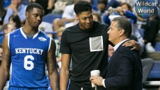 Kentucky vs North Carolina Alumni Charity Game