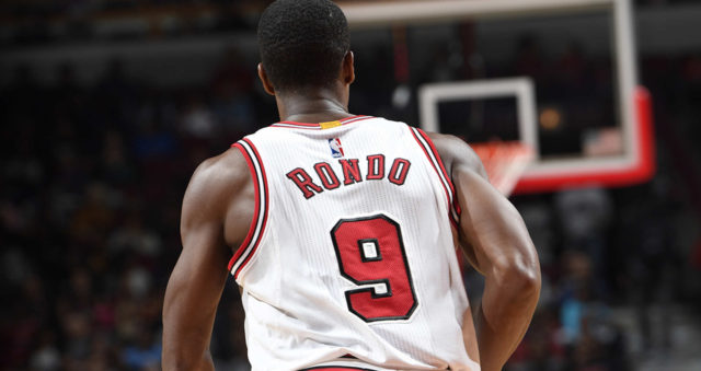 Rajon Rondo has been the driving force behind Chicago Bulls team unity