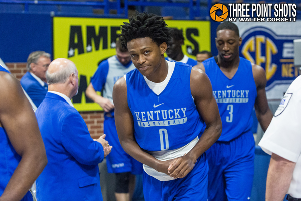 Will Kentucky's reloaded roster of freshmen form a title team?