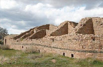 Ancestral Pueblo Society- Aztec Ruins National Monument