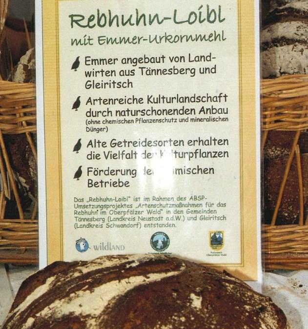 Rebhuhn-Loibl