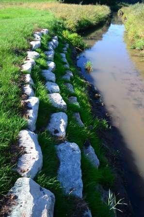 Neue Uferverbauung an der Baunach©Dr. Groß