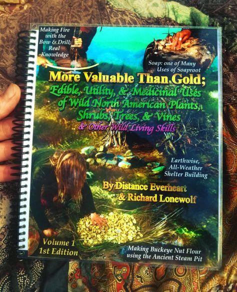 Book cover ad
