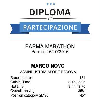 Maratona di Parma (Parma Marathon)