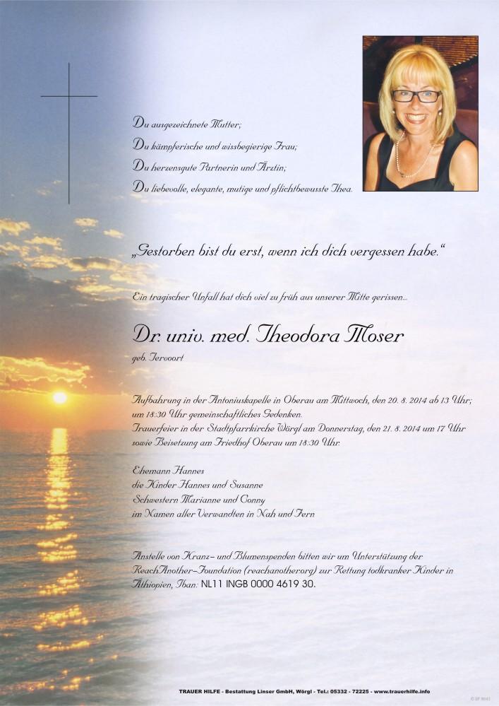 Dr. Moser Theodora