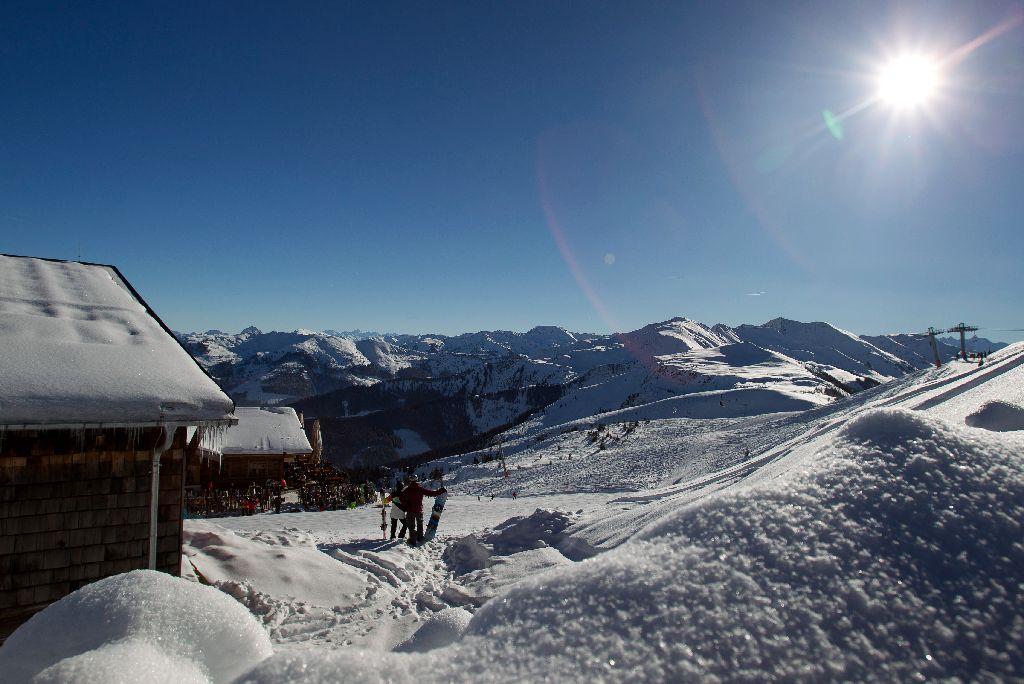 Ski Juwel Wildschönau Gipfö Hit 6